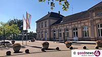 """Baden-Baden als Versuchskaninchen für Karlsruhe – """"Regiomove"""" ist der falsche Move für unsere Stadt – Baubeginn heute"""