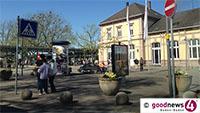 """Morgen Baumpflege am Bahnhof Oos – """"Samstag um Busverkehr möglichst wenig zu beeinträchtigen"""""""