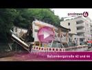 Hauseinsturz am Sonntag in Baden-Badener Balzenbergstraße | Heinz Hirschberg, Siegfried Schmich