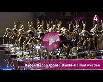 Baden-Baden könnte Bambi-Heimat werden | Philipp Welte