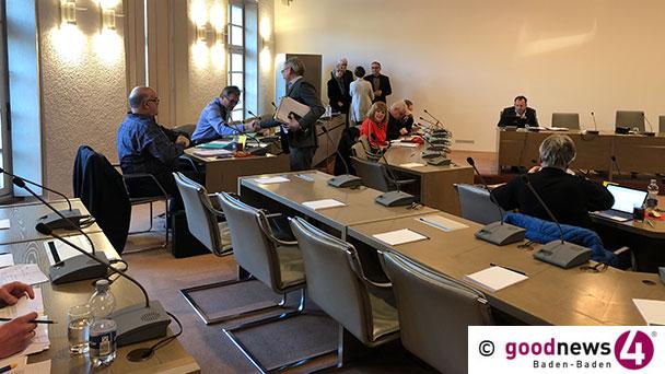 """Baden-Badener Bauausschuss beschäftigt sich nur am Rande mit der Abhör-Affäre – Krisensitzung angeblich am Dienstag – FBB fordert Prüfung, ob """"bestehende Aufträge entzogen werden können"""""""