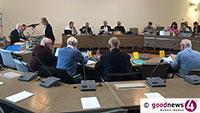Grün-schwarzes Zweckbündnis in Baden-Baden – Alexander Uhlig belehrte Kurt Hochstuhl was die Demokratie aushalten muss