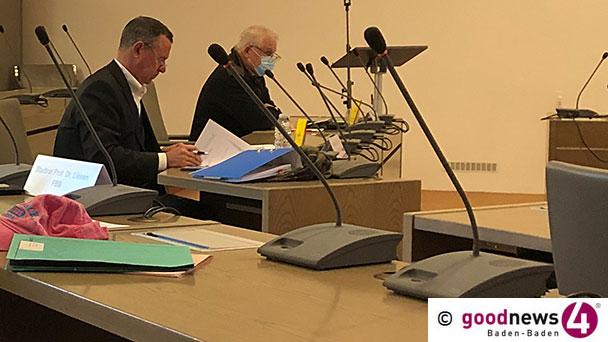 """Eklat im Baden-Badener Gemeinderat – FDP-Stadtrat René Lohs verweigert Maske – Bürgermeister Uhlig droht: """"Sonst sehe ich mich gezwungen, von meinem Hausrecht Gebrauch zu machen"""""""