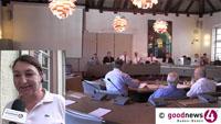 """Bauausschuss stimmt Vertrag mit Fawzia Al Hassawi zu - Beate Böhlen besorgt über Wagener-Pläne - """"Gefährdung des Schlosshotel-Projektes"""""""