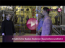Baustellenrundfahrt 2020 | goodnews4-VIDEO-Interview mit Alexander Uhlig
