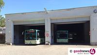 Baden-Badener Linienbusse und Merkur-Bergbahn morgen im Streik – Auch Stadtwerke-Mitarbeiter streiken