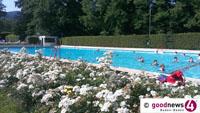 """Hitze-Prognose für Baden-Baden von Meteorologin Alexandra Pietsch - """"Heute 38 Grad"""" - """"Am Freitag ein Tick höher, 39 Grad sind möglich"""""""
