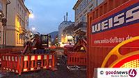 Entscheidung über Auftragsvergabe an Baufirma Weiss in Gernsbach – Bekanntgabe am 4. April