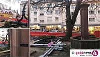 """Alter Brunnen soll mitten auf Baden-Badener Bertholdplatz – FBB-Stadtrat Liesen: """"Bedeutung für UNESCO-Weltkulturerbe"""" – """"Bisher ein Schattendasein"""""""