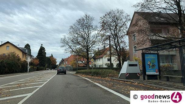 Radar einträgliches Geschäft für Baden-Baden – Über eine halbe Million Euro Einnahmen aus Bußgeldern