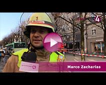 Feuerwehr-Großeinsatz in Baden-Badener Sophienstraße | Marco Zacharias
