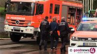 """Versuchte Sprengstoffexplosion und Mordversuch – Staatsanwaltschaft Baden-Baden ermittelt – goodnews4-VIDEO zum Brand in der Lichtentaler Straße – Anwohner hat sich """"ein Stück weit abgeseilt und ist gesprungen"""""""