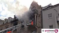 Feuer in Baden-Baden – Haftbefehl wegen versuchten Mordes, versuchter  Sprengstoffexplosion und schwerer Brandstiftung – Verletzte aus Krankenhäusern entlassen