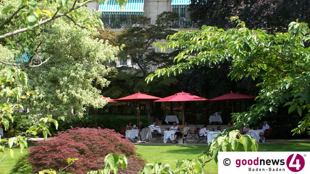 Fünf Michelin-Sterne für Baden-Baden und Landkreis Rastatt - Brenners, Le Jardin und Röttele wieder im Sterne-Club - Wermutstropfen für Karlsruhe