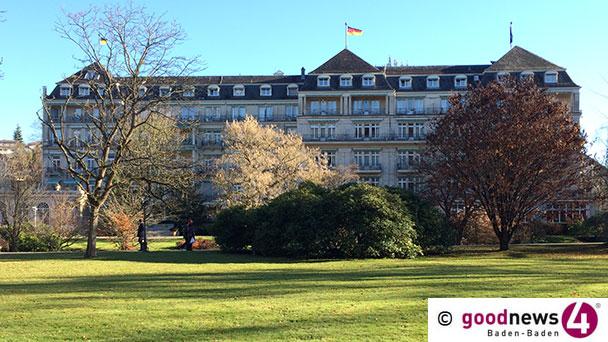 Brenners öffnet am 3. Juni – Baden-Badener Grandhotel blickt auf die goldenen Jahre mit Frank Marrenbach und Richard Schmitz