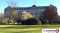 """Das legendäre Brenners Park-Hotel nutzt die Corona-Ruhe – Aktion für Auszubildende – """"Gründung Weinberg AG"""""""