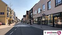 Drei Bühler Geschäfte dürfen nicht öffnen – Bittere Pille für Modehaus Pfeiffer, Kaufhaus Peters und Octomedia – Von Corona-Regelung betroffen