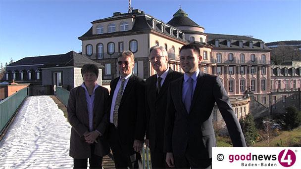 """Schlosshotel Bühlerhöhe an Investor aus Kasachstan verkauft - Eröffnung im Frühjahr 2015 - """"Forderungen von mehr als 15 Millionen Euro sollen bedient werden"""""""