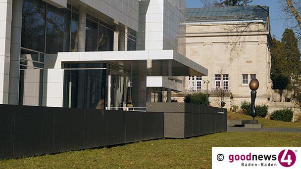 """Enttäuschung in Baden-Badener Museen – LA8: """"Alle Vorbereitungen waren getroffen"""" – Museum Frieder Burda: """"Freuten uns darauf, unser Museum für Sie zu öffnen"""""""