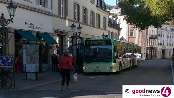 Buslinien Baden Baden
