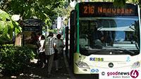 Am Dienstag erneut kein Busverkehr in Baden-Baden – ver.di macht Ernst – Auch Karlsruhe und Stuttgart betroffen