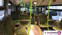 Baden-Badener Buslinien kommen aus Corona-Krise zurück – 203 und 206 fahren wieder regulär – Erweitertes Fahrplanangebot ab Montag