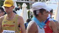 Baden-Badener Olympia-Teilnehmer mit respektablen Ergebnissen – Carl Dohmann Platz 33  – Nathaniel Seiler Platz 42