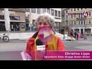 Unermüdliche Baden-Badenerin Christina Lipps kämpft für Julian Assange