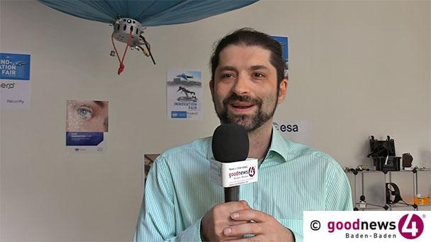 NASA und BBC wurden aufmerksam – Die unglaubliche Geschichte des Baden-Badener Unternehmens Hybrid-Airplane Technologies – Csaba Singer ist ein Sohn der Stadt