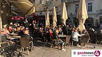 """Grüne für Verbot für """"Heizpilze"""" in Baden-Badener Straßen-Cafés – Fraktionschefin Iding-Dihlmann: """"Der Mensch muss nicht immer und überall und zu jeder Jahreszeit alles haben"""""""
