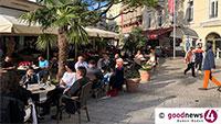 """Cafés und Restaurants werden ab Donnerstag verstärkt kontrolliert – Minister Lucha: """"An die Regeln halten"""""""
