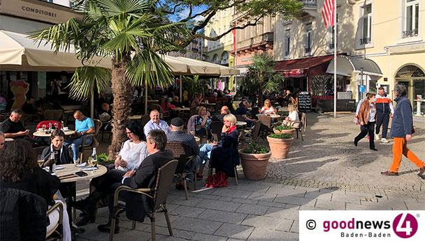Neue Corona-Verordnung mit vier Stufen – Weitgehende Normalisierung des Lebens ab Montag – Baden-Baden in Stufe 2
