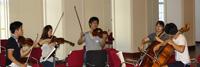 Am Freitag Abschlusskonzert der Carl Flesch Akademie
