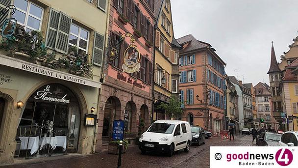 Rechtsradikales Gipfeltreffen ab heute im Elsass – Deutsche und österreichische Burschenschaften treffen sich an den Pogrom-Gedenktagen