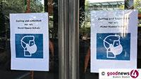 Schwerpunktkontrolle in Straßenbahnen in Karlsruhe zur Maskenpflicht – Über 2.000 Personen kontrolliert