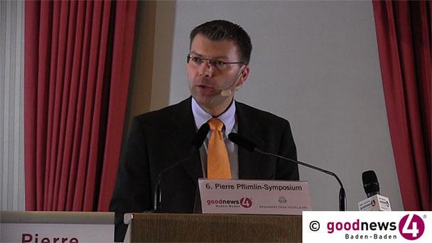 Daniel Caspary zum Vorsitzenden der CDU/CSU-Gruppe im Europa-Parlament gewählt - Strasbourg-Lapsus der Stuttgarter CDU