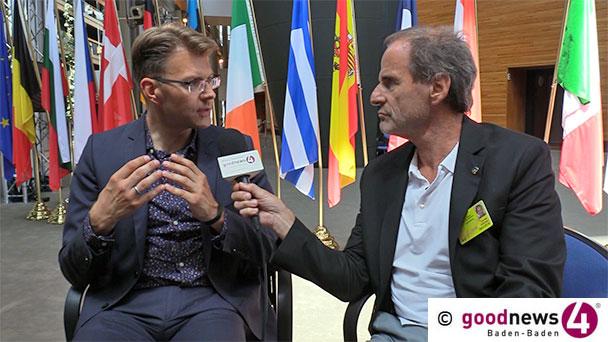 """""""Mutig, dass Ursula von der Leyen eine geschlechterspezifisch besetzte Kommission haben will"""" – Daniel Caspary im goodnews4-Sommergespräch zur Lage in der EU"""