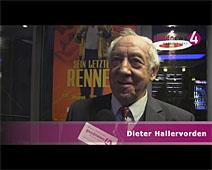 Dieter Hallervorden im goodnews4-VIDEO-Interview