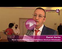 Neuer Baden-Badener Klinikum-Chef Daniel Herke vor großen Aufgaben