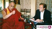 Baden-Baden solidarisiert sich mit dem Dalai Lama – Stadt hisst Flagge für Tibet