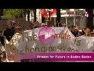 350 Schüler bei Fridays for Future in Baden-Baden | goodnews4-VIDEO-Reportage