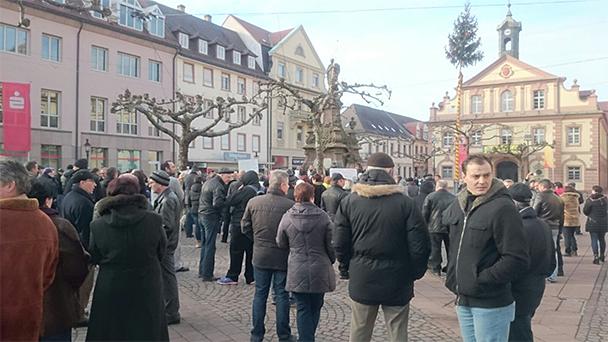 Polizei News Rastatt
