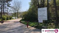 Deponie Tiefloch am Donnerstag den ganzen Tag geschlossen