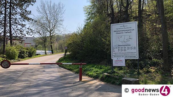 Baden Baden Deponie Tiefloch