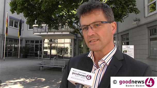 Dringender Appell von Sinzheimer Bürgermeister Erik Ernst – Trinkwasser wird knapp