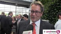 """Sterneköche bei Neubau-Fest der Lohn-ag.de AG - OB Mergen: """"Wegweisend für die Wirtschaftspolitik der nächsten Jahre"""" - Wolfgang Grenke: """"Bedingungen in Baden-Baden sind gut, können aber noch besser werden"""""""