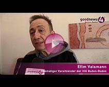 Baden-Badener Juden finden keine Ruhe | Efim Vaismann