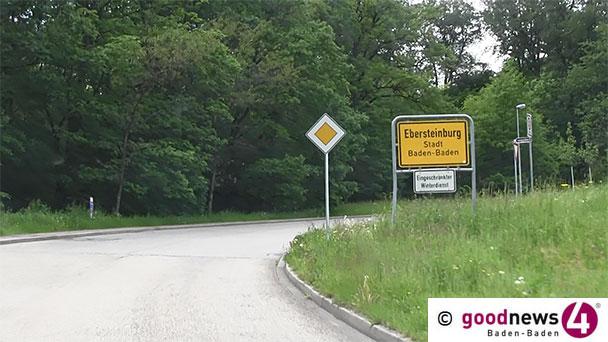 Unerlaubte Entsorgung von Gartenabfällen in Ebersteinburg