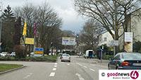 Kollision bei der Jagdhausstraße – Rote Ampel übersehen