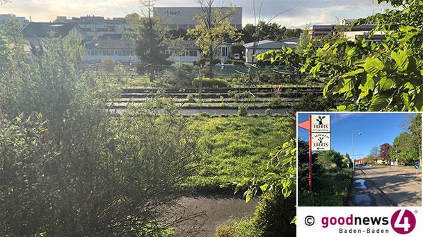 """Baden-Badener SPD-Fraktionschef Hochstuhl will Wohnungen in Gewerbegebiet – """"Eberts-Garten"""" kann Fehlplanungen in der Innenstadt nicht ausgleichen"""